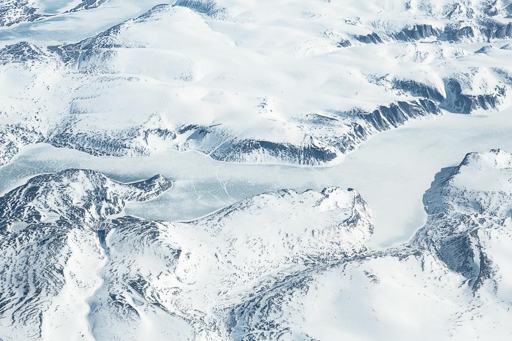 Greenland V, 2013 //  80 cm x 120 cm