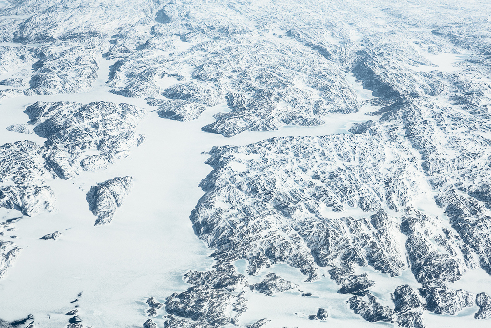 Greenland VI, 2013 //  80 cm x 120 cm