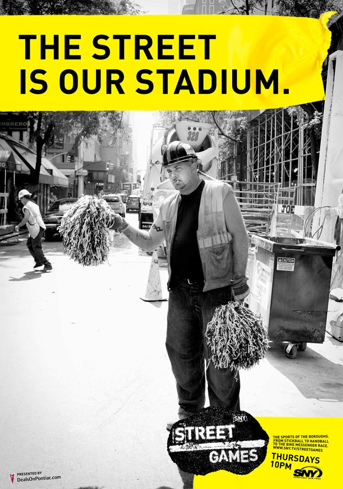 Street Games, Ogilvy & Mather NYC