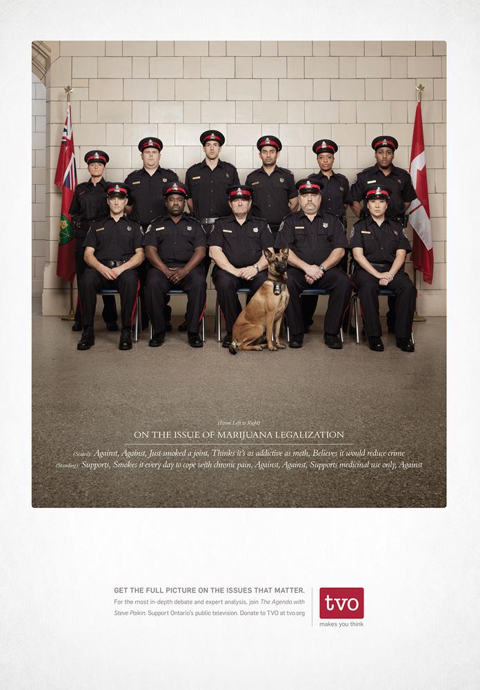 TVO Television, Leo Burnett Toronto