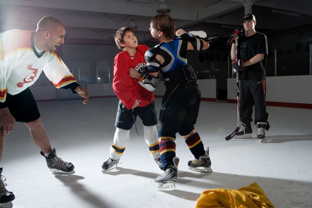 Hockey Fight Camp