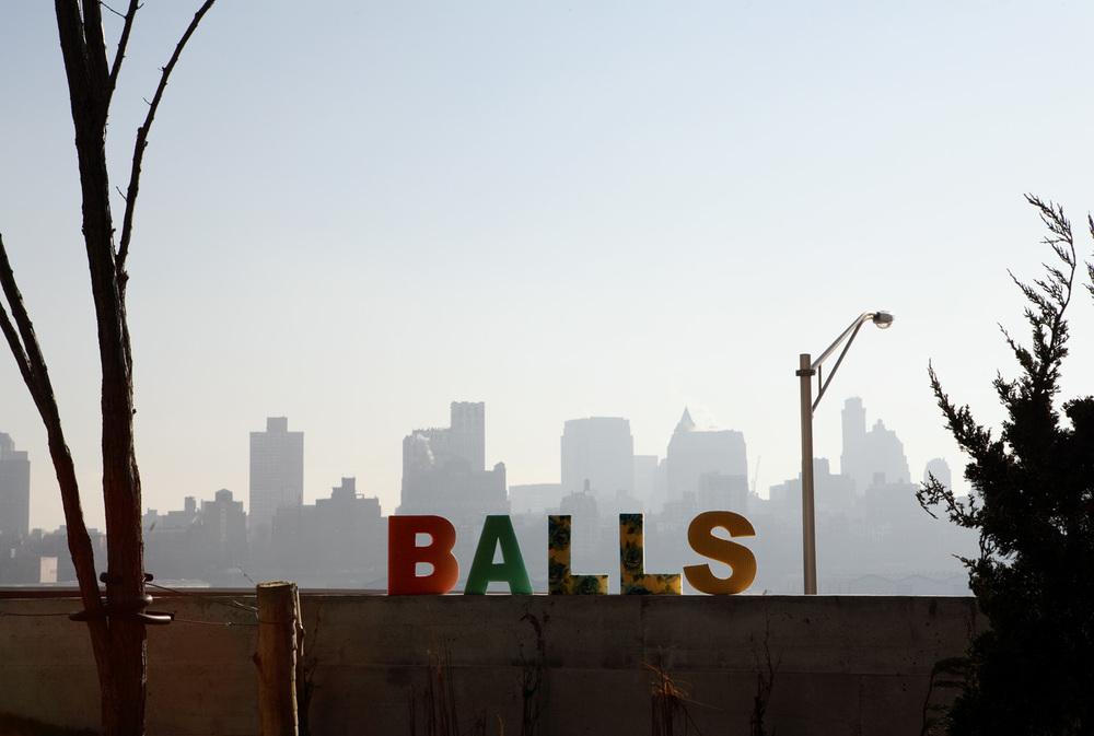 """Balls"""