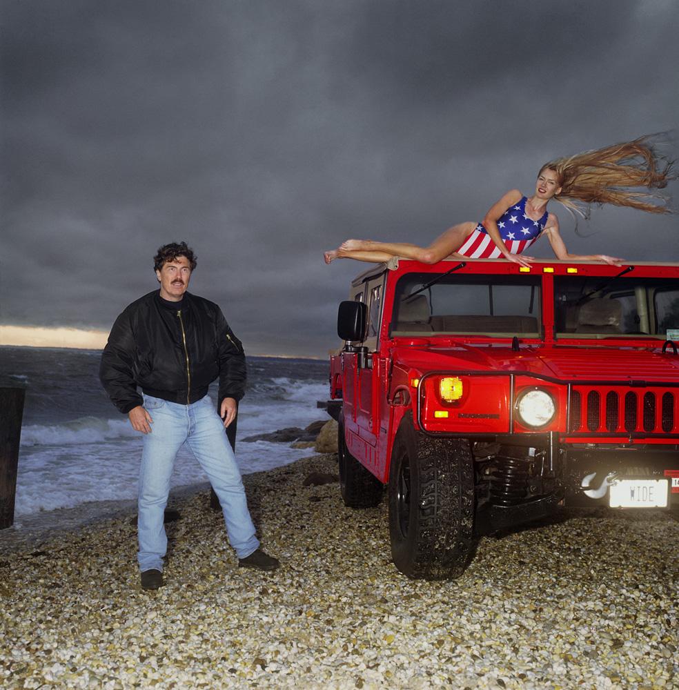 Bruce & Pamela Davis, Tales of the Hamptons