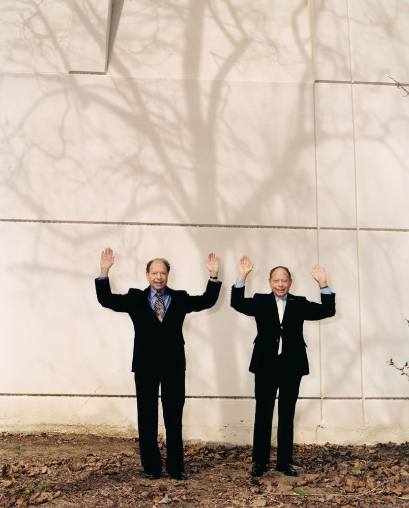 Seymour & Martin Asarnows