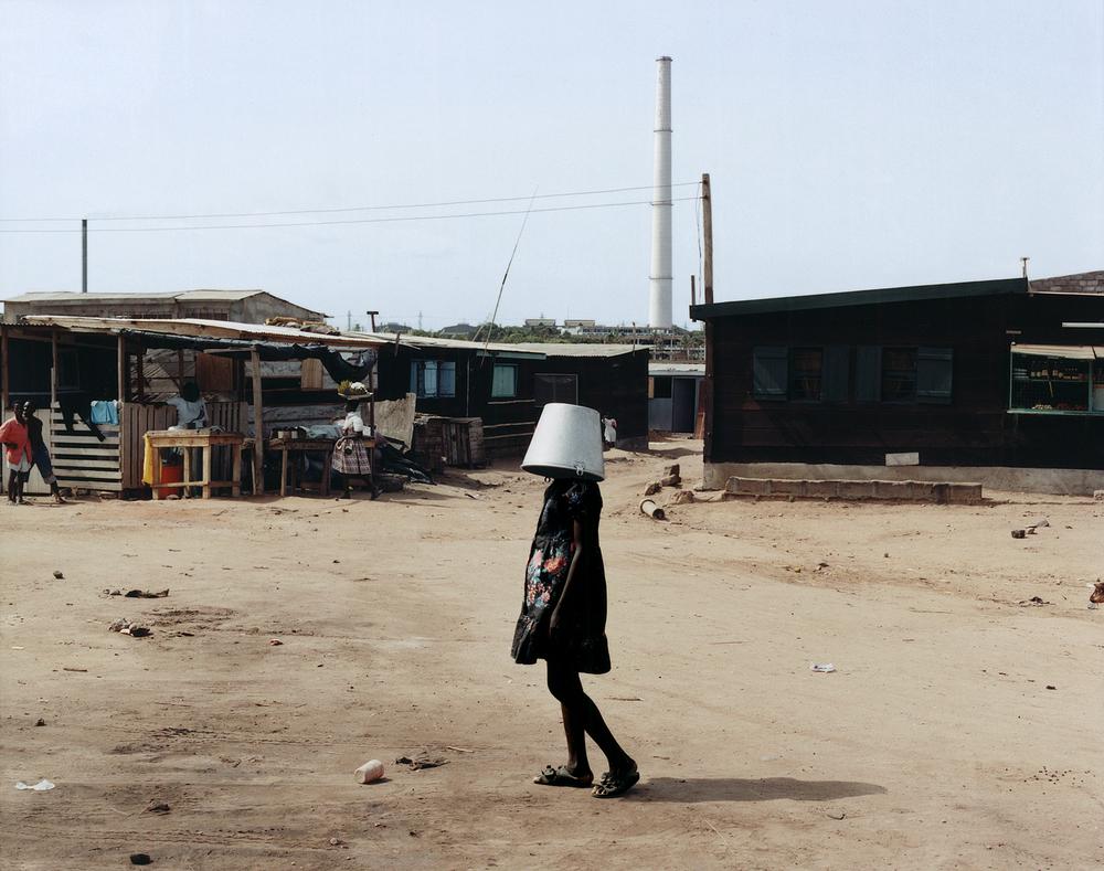 Buckethead, Ghana
