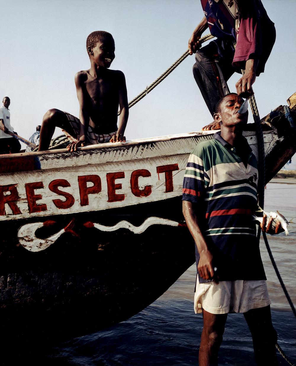 Respect, Ghana