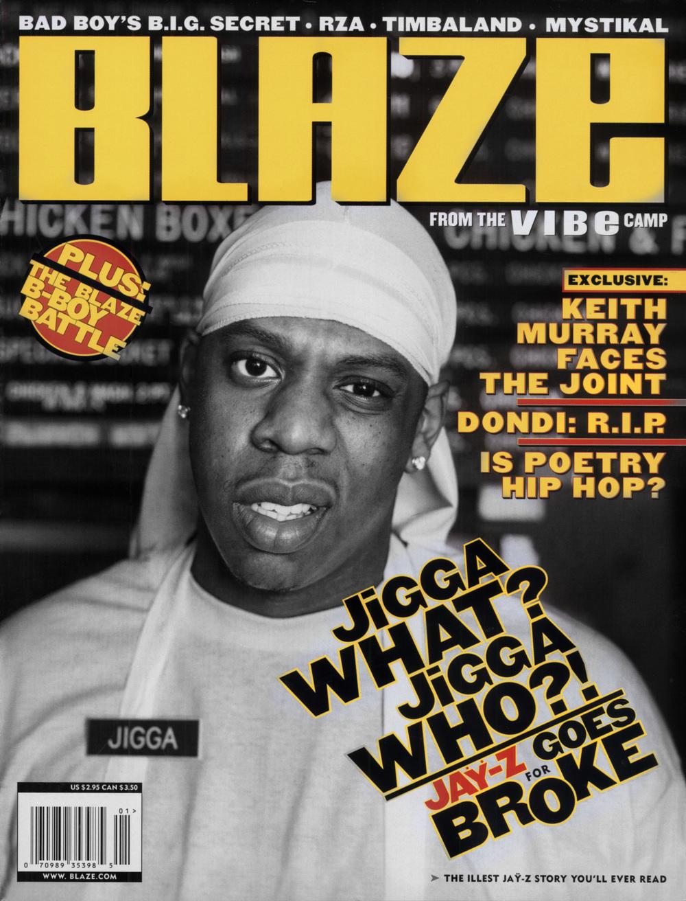 Jay Z,  Blaze