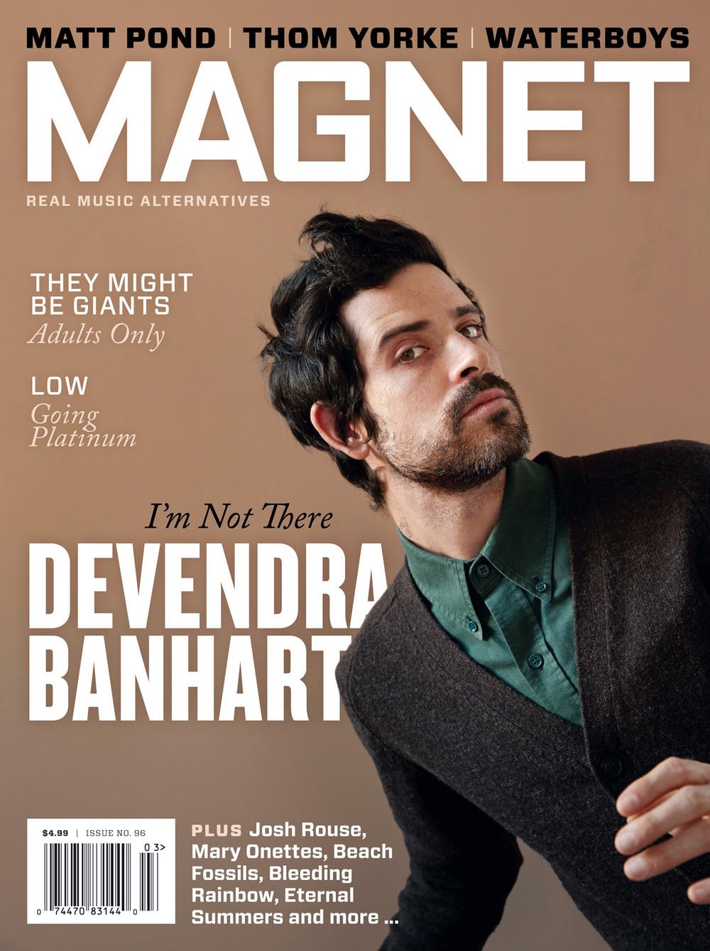 Devendra Banhart,  Magnet