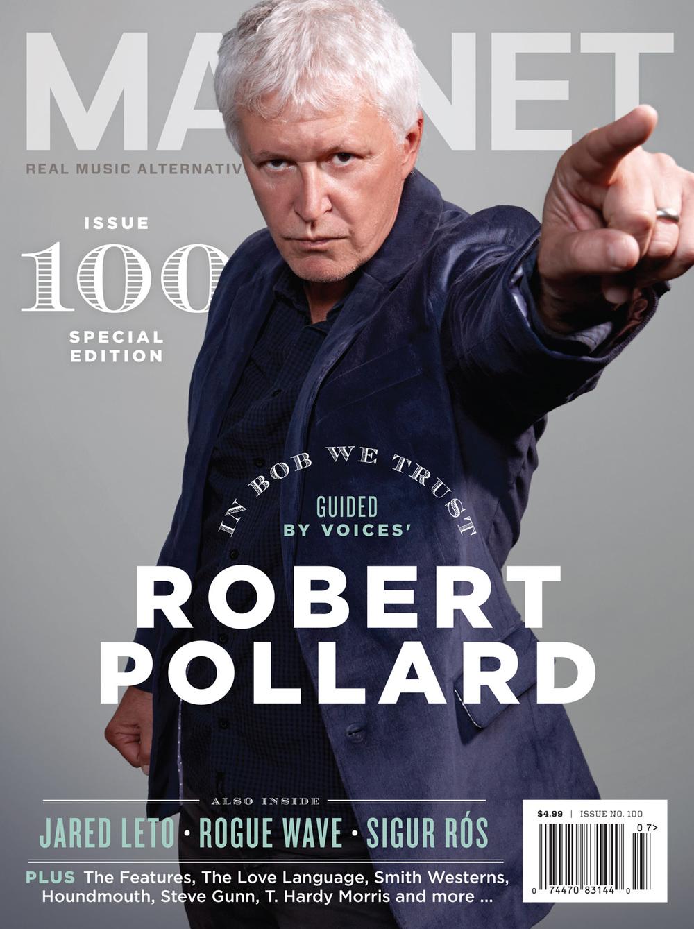 Robert Pollard,  Magnet