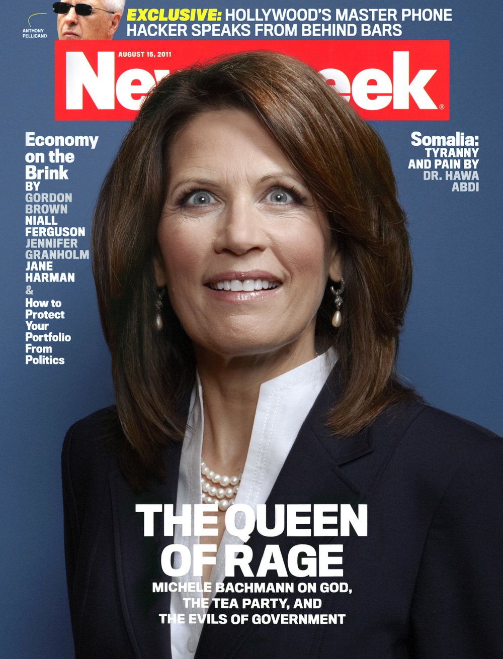 Michele Bachmann,  Newsweek