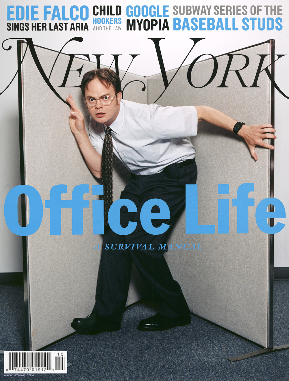 Rainn Wilson,  New York