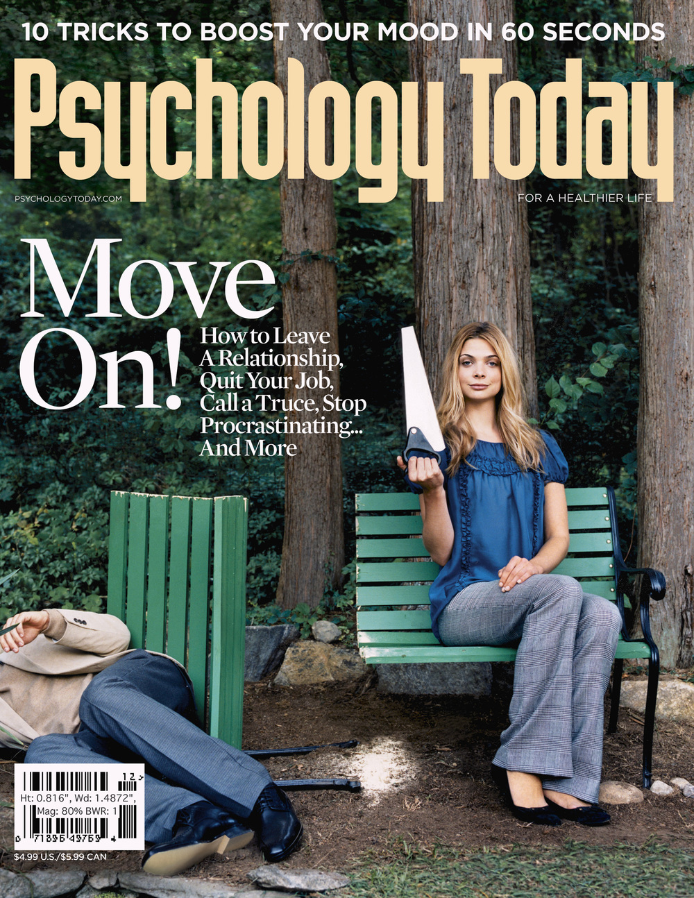 On Happy Endings,  Psychology Today