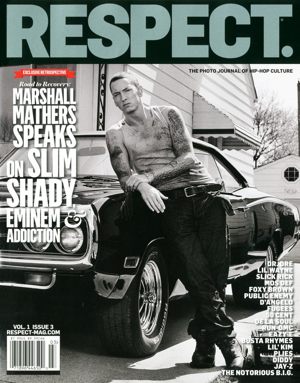 Eminem,  Respect