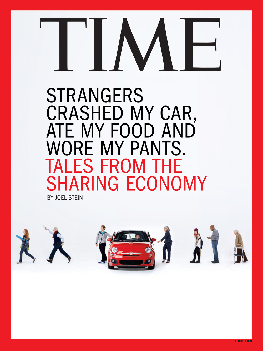 Sharing Economy, Time