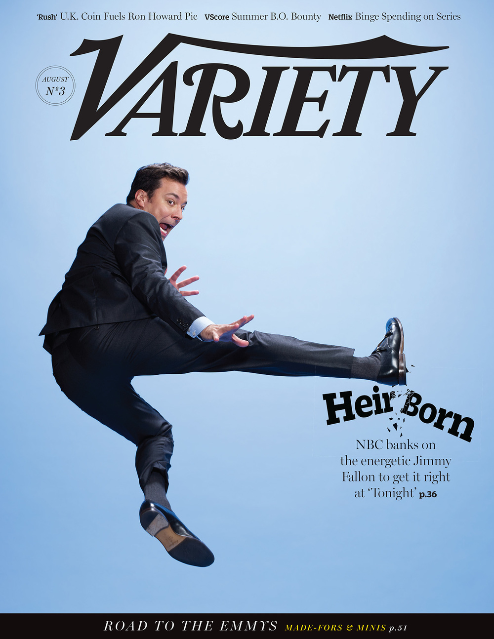 Jimmy Fallon,  Variety