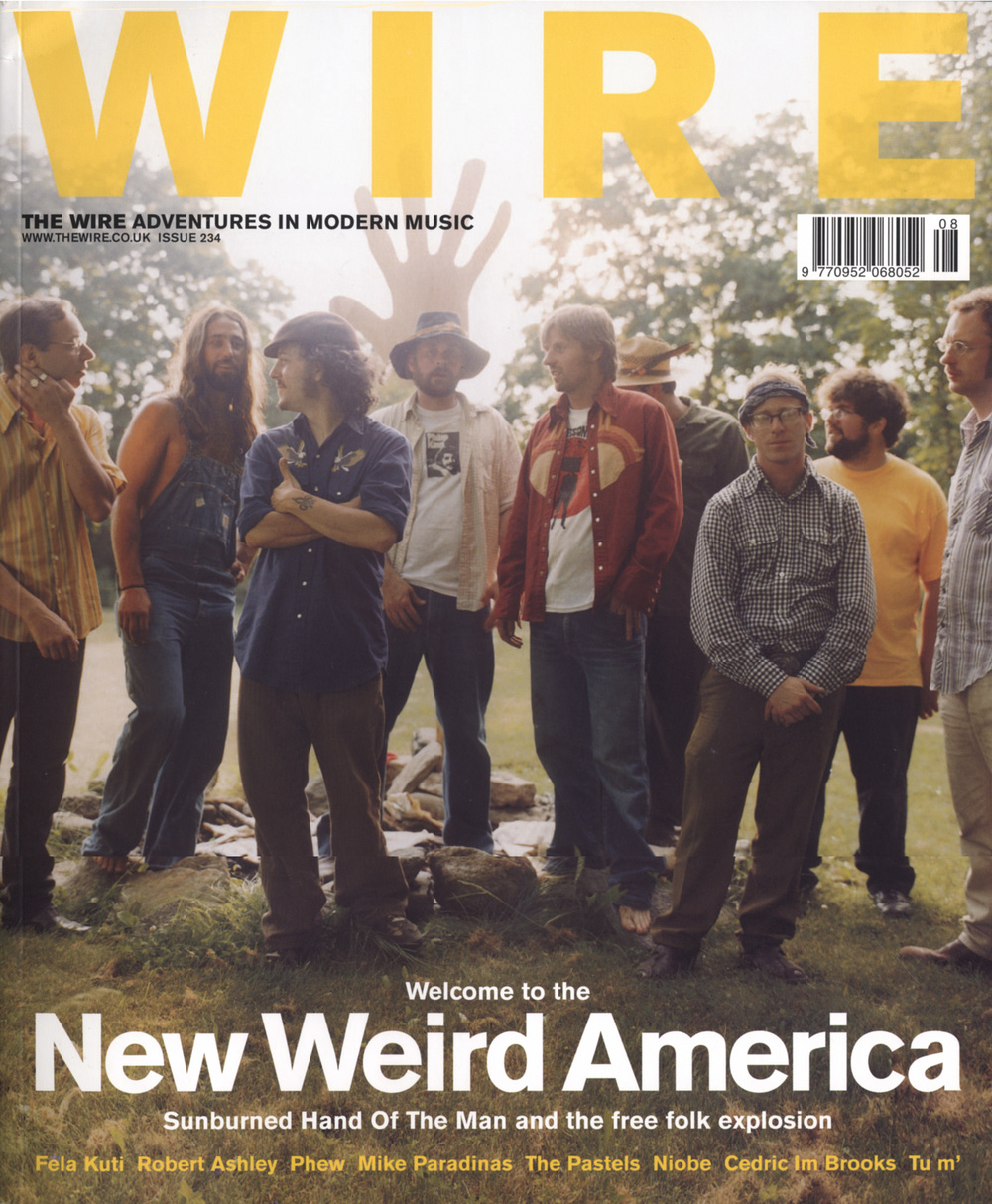 New Weird America,  The Wire