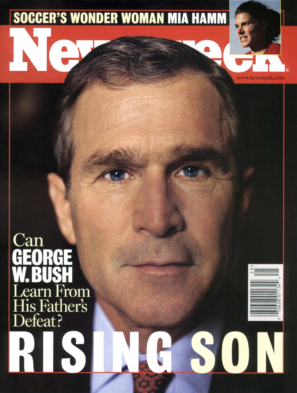 George W. Bush,  Newsweek
