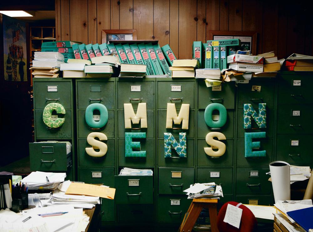 """Common Sense"""