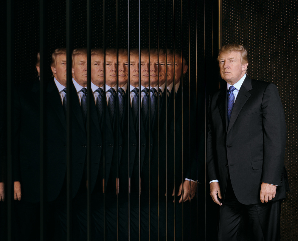 Donald Trump, Famous Portraits