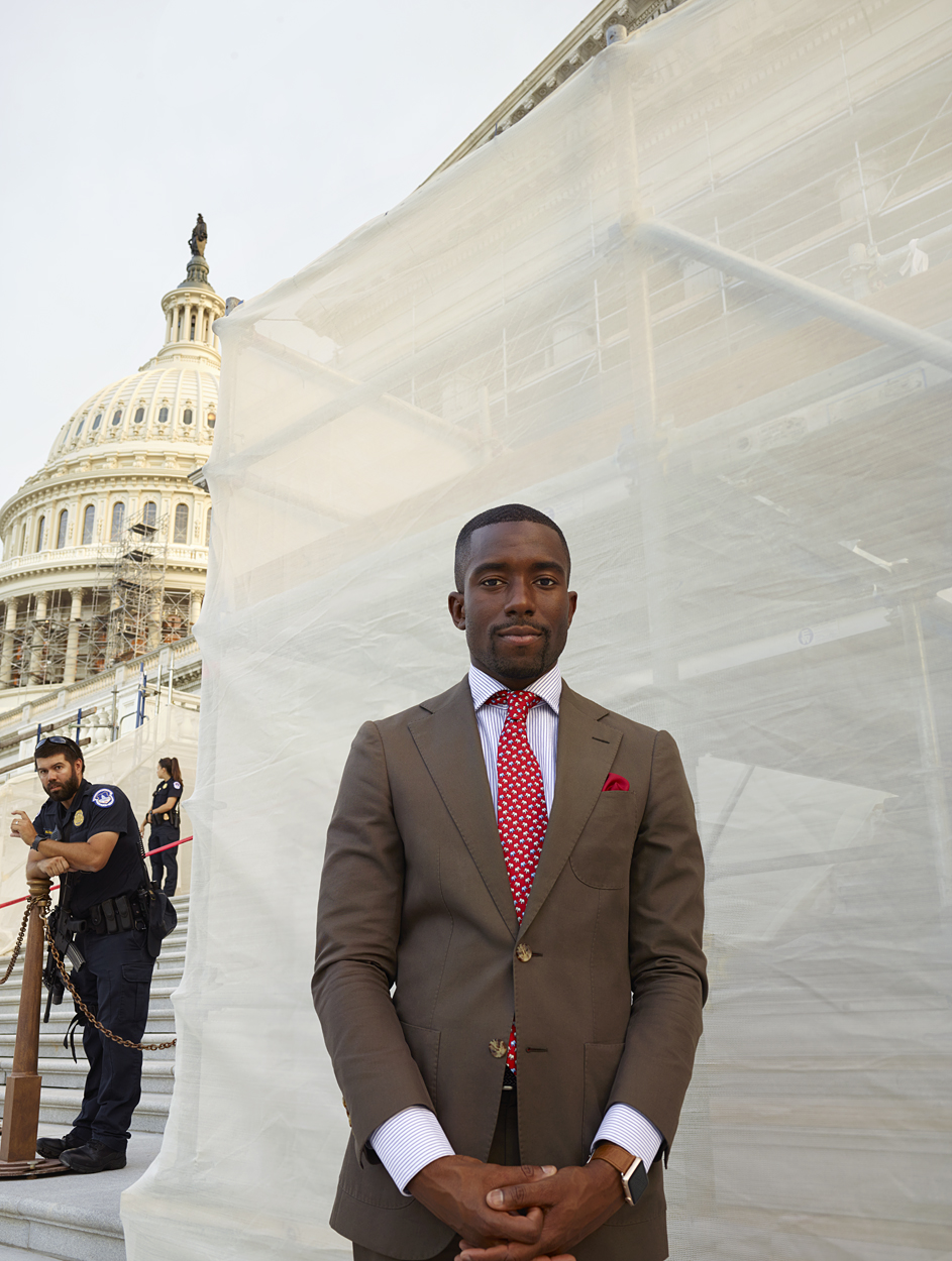 Shermichael Singleton 2016, Black Republicans