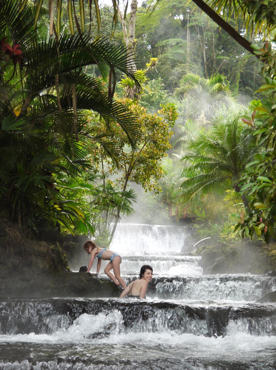 Sauna Falls