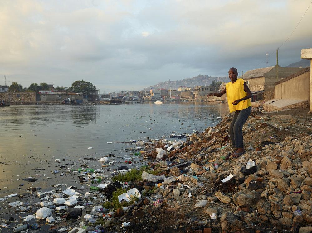 Cap-Haitien Man