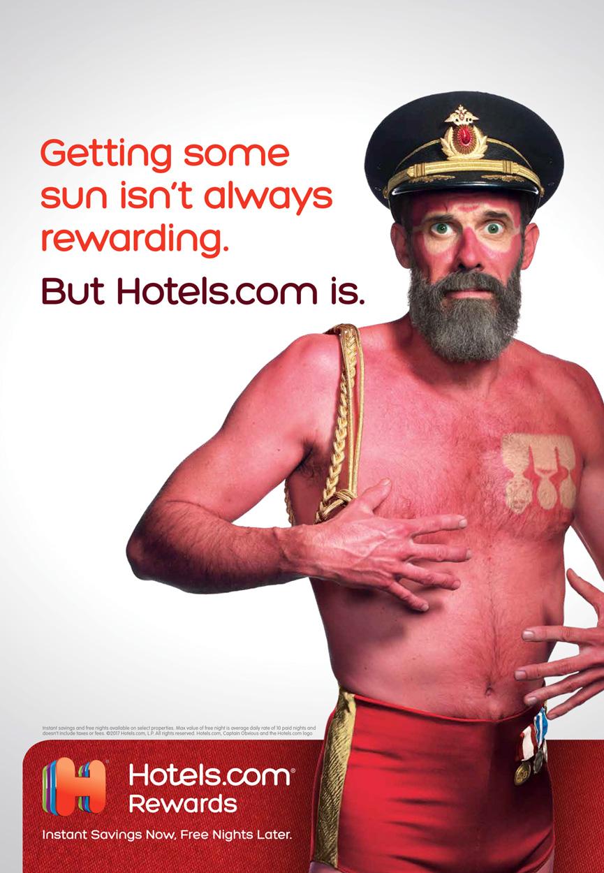 Hotels.com, J Walter Thompson Toronto