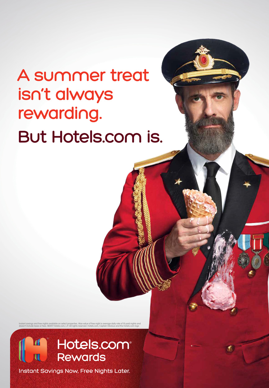 Hotels.com, Advertising