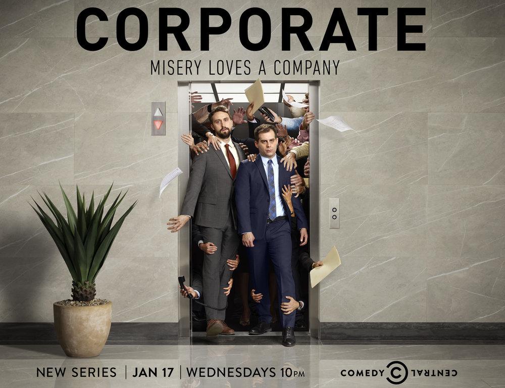 Corporate Season 1, Advertising