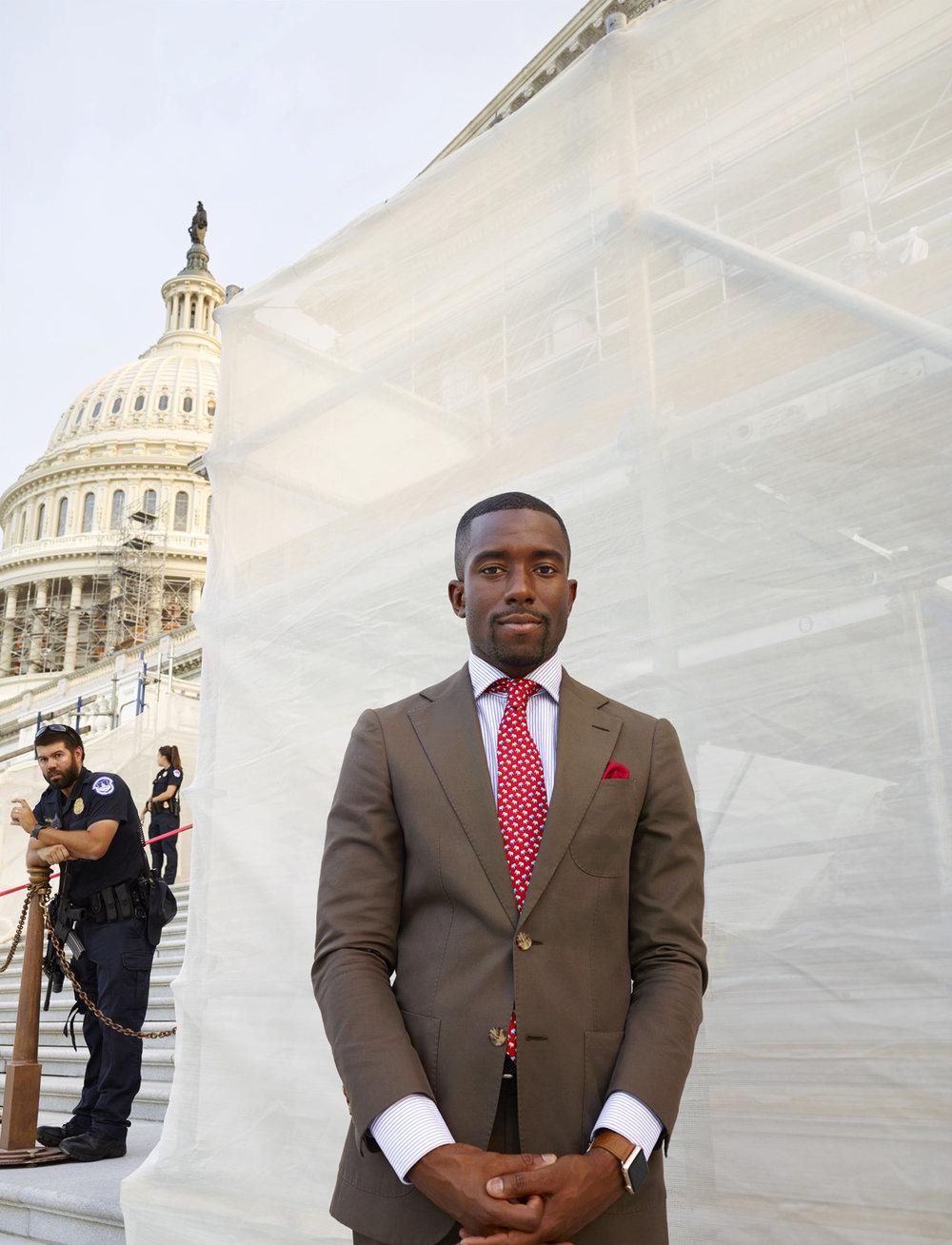 Shermichael Singleton, Black Republicans series