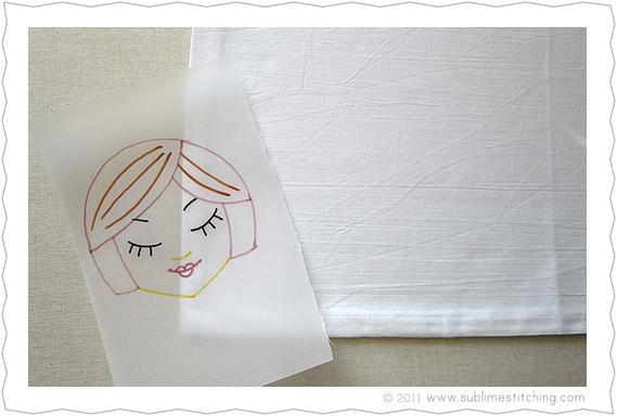 transferring embroidery pattern.jpg