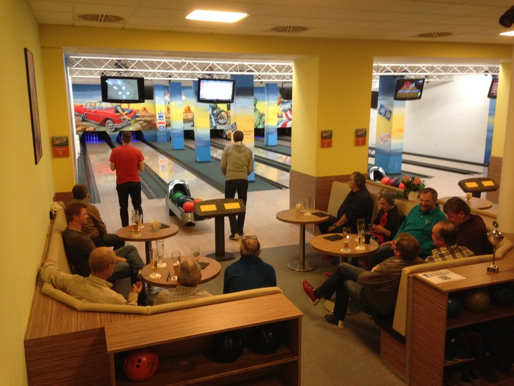 Bowlen in Radevormwald