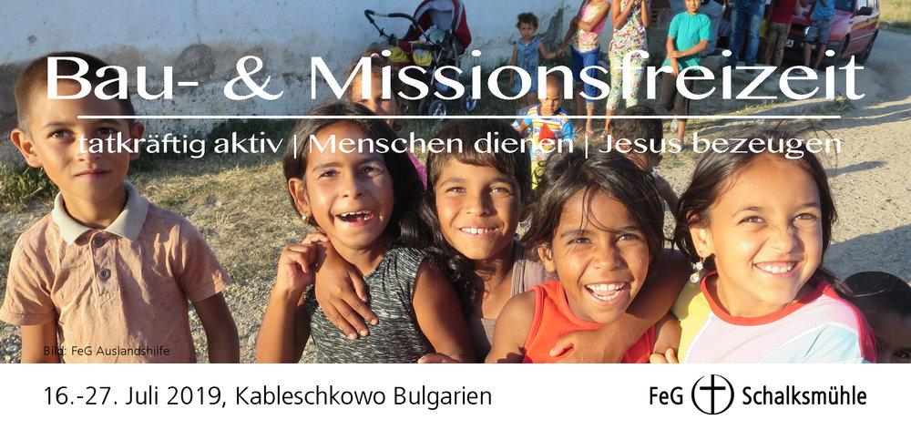 Missionsfreizeit