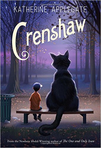 Middle Grade Book Review Crenshaw By Katherine Applegate Liberty