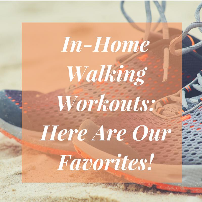 BEST In-home walking workouts