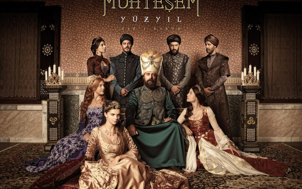 "Historical soap operas like Muhteşem Yüzyıl (Magnificent Century) are making the ""sick man of Europe"" popular again across former Ottoman territories -- in Greece,  usually hostile to all things Turkish, episodes of Muhteşem Yüzyıl are aired daily."