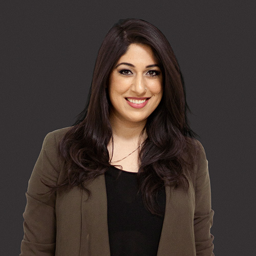 Sidrah is a social media strategist at Three Degrees, focusing on entertainment and consumer brands. Since 2010, Sidrah has lead social media and marketing campaigns for TV networks including USA Network, History Channel and MLBN; brands like BabyBjorn and Invisalign; and a wide range of independent films, most notably Senna, Exit Through The Gift Shop and Two Night Stand. In her free time, you can find Sidrah singing Bollywood classics, playing her ukulele, and dancing Bhangra. Often at the same time.