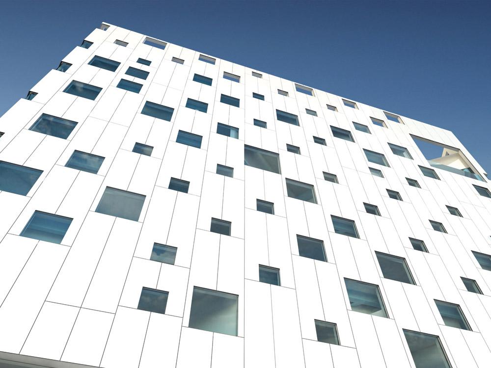 JPL California Institute of Technology Administration Building - Michael Maltzan Architecture