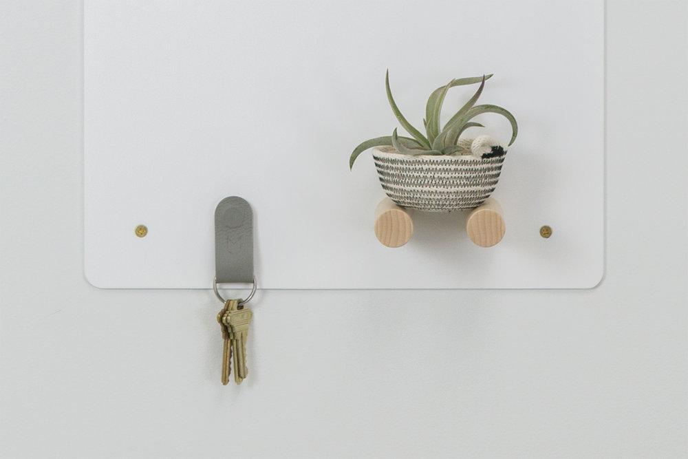 ARTIFOX Shelf - Powder White