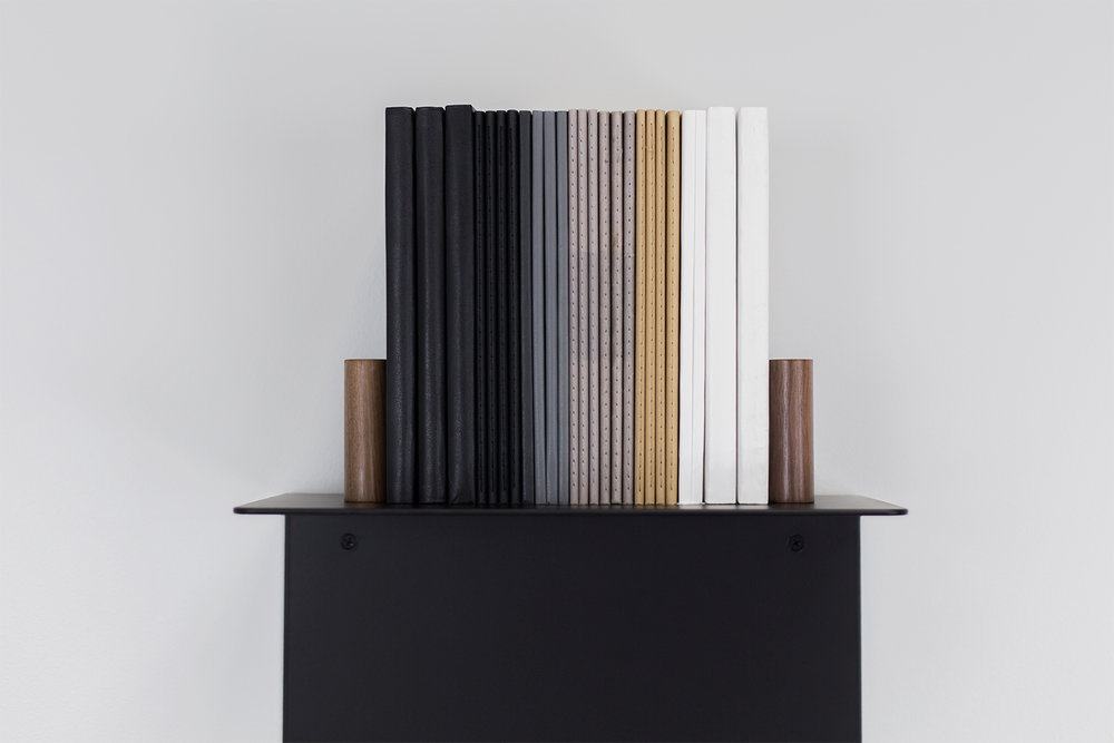ARTIFOX Shelf - Black Slate