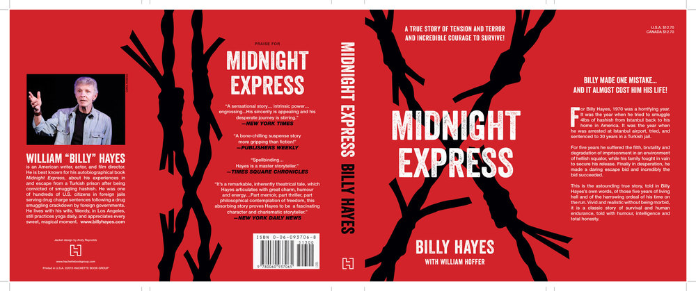 Midnight Express by Billy Hayes