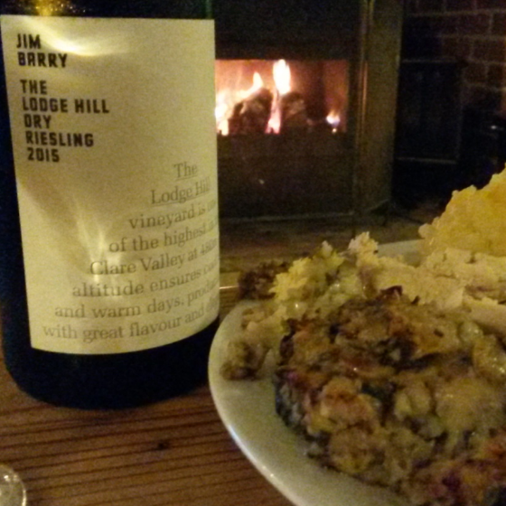 """Jim Barry's """"The Lodge Hill"""" Riesling is one of Australia's great Riesling bargains"""