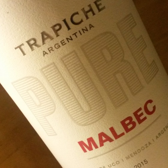Deliciously rich Malbec, often well under £10 at your local Co-Op
