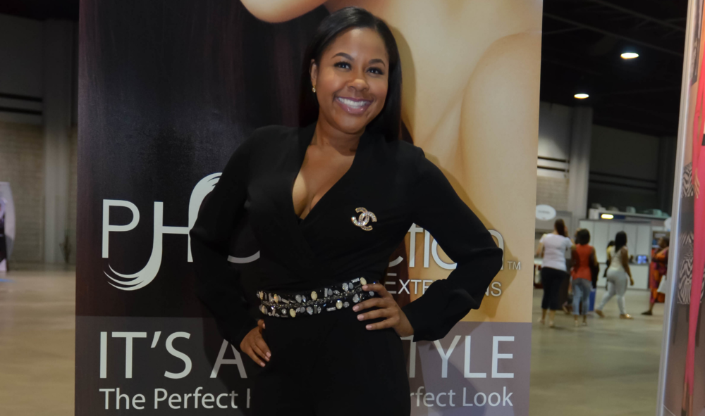 Perfect Hair Collection CEO, Jennifer Harrison