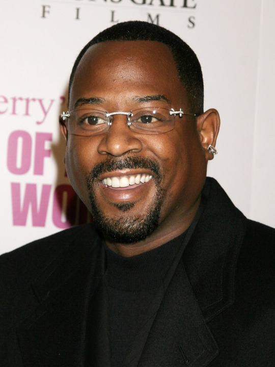 martin lawrence wife