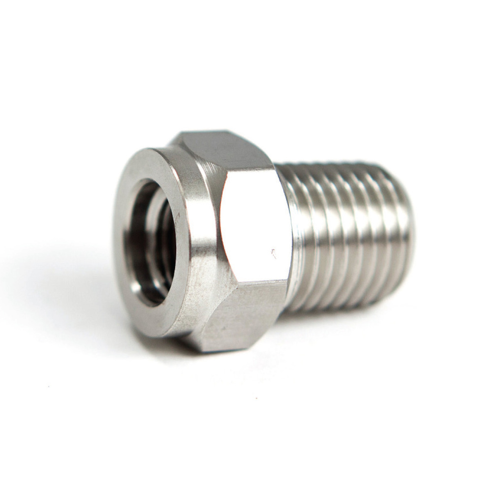 1 4 Npt >> Stainless Adapter 3 8 24 Female To 1 4 Male Npt Xs Scuba