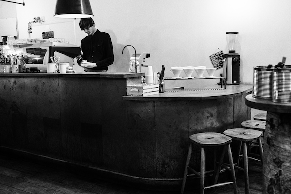 Tap Coffee, Wardour Street, London
