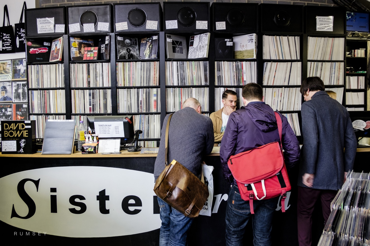 Sister Ray Ace on Record Store Day 2016
