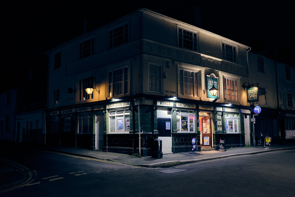 The Terrace Tavern, Gravesend, Kent