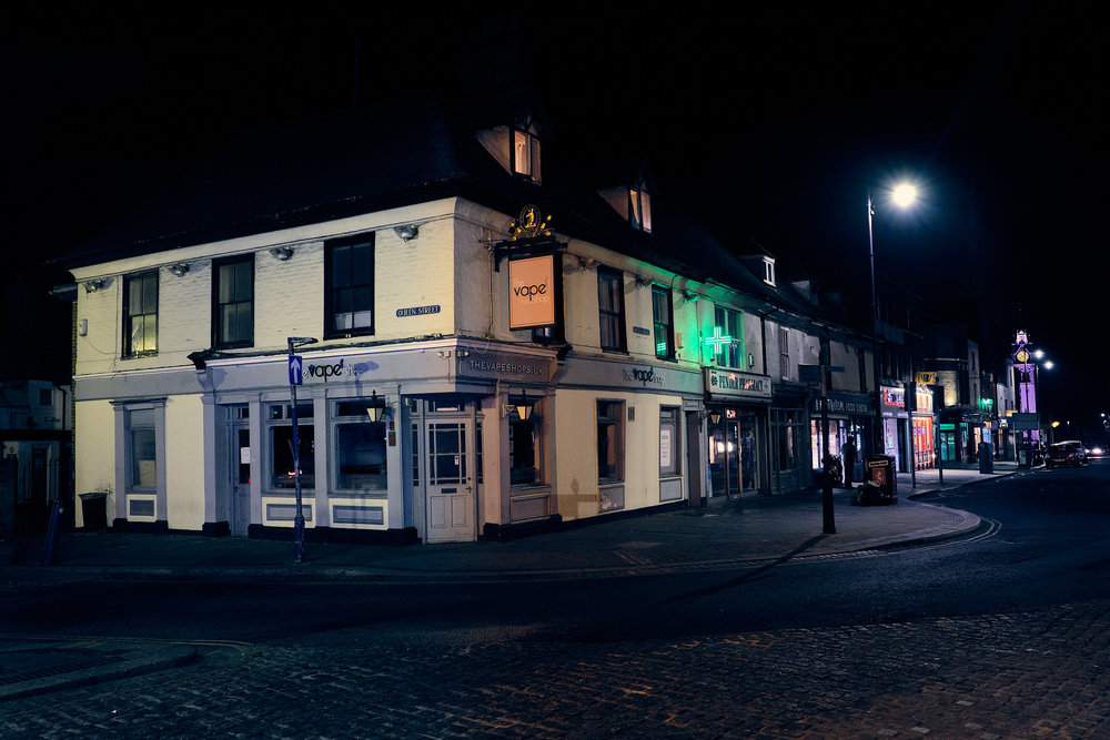Former pub, New Inn, Gravesend